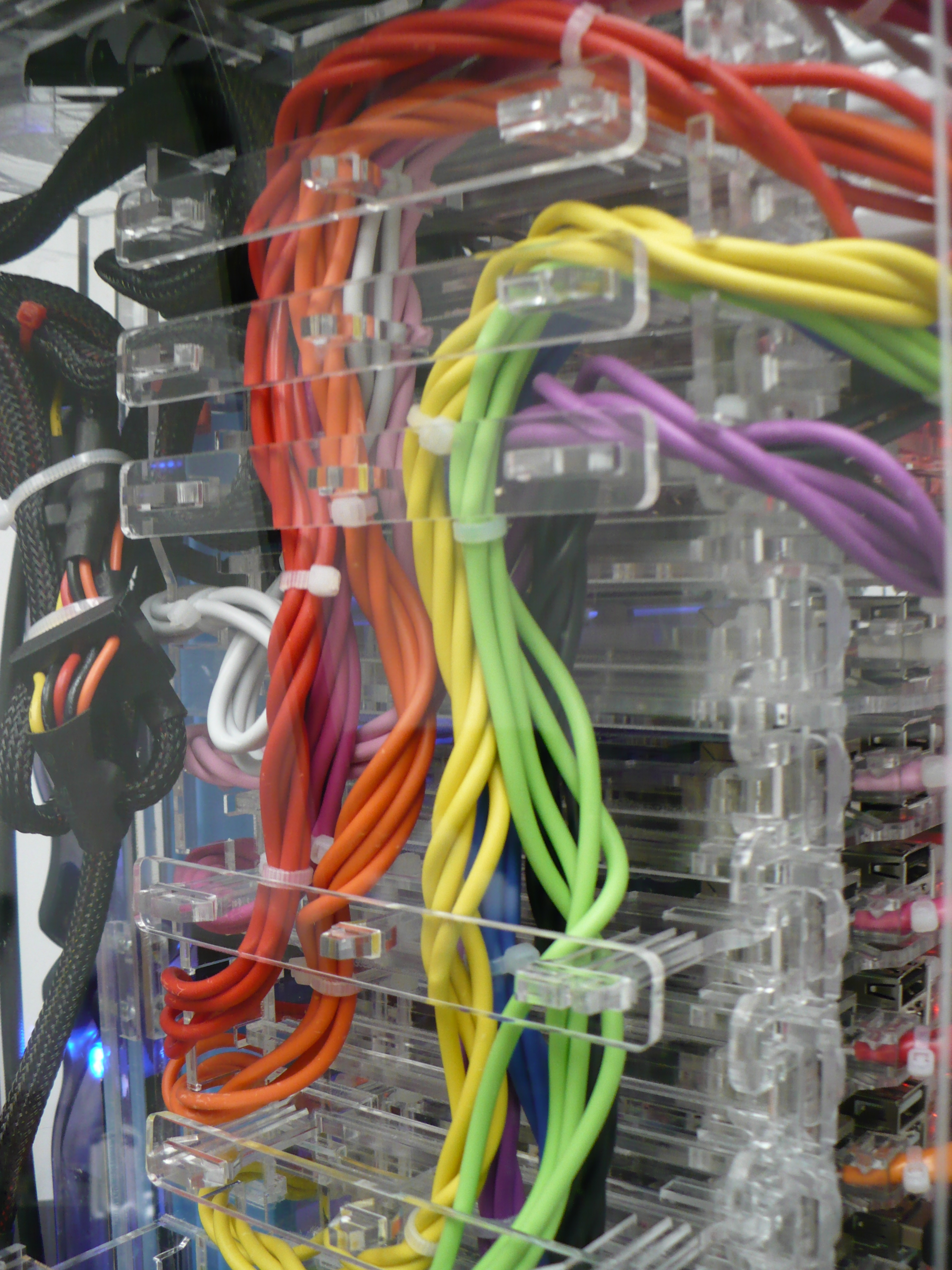 13. Power Cables | Like Magic Appears!