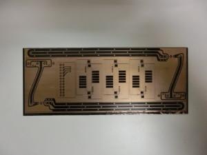 Masked PCB Blank