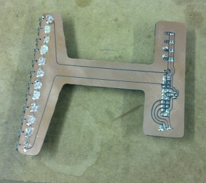 Finished Circuit Board 6