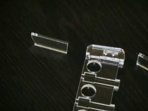 Power Card Top - Gluing Process 2