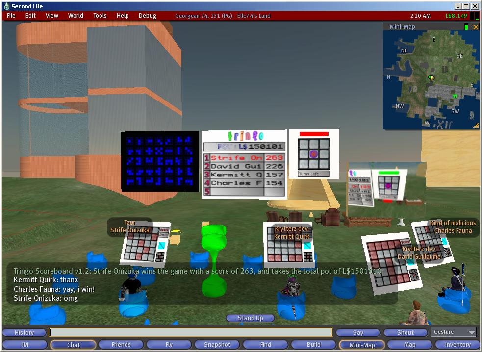 Tringo v1.2 Screenshot